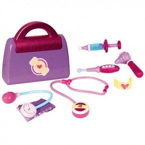 Doc McStuffins Lægetaske - Pink