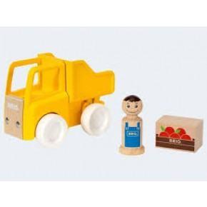 BRIO - Lastbil med gods