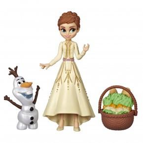 Frost Anna dukke m. Olaf