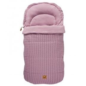 Easygrow Grandma Sove- og kørepose - Pink Melange