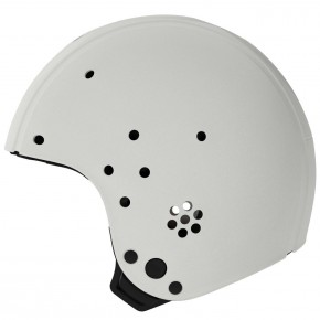 EGG helmet, str. medium - White