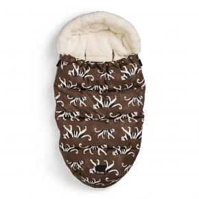 Elodie Details kørepose – white tiger