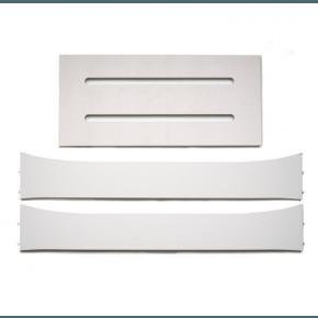 Leander extension kit junior seng - White
