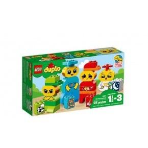 LEGO Duplo Mine første følelser