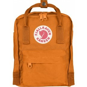 Fjällräven Mini Kånken Rygsæk - Burnt Orange
