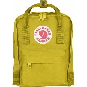 Fjällräven Mini Kånken Rygsæk - Birch Green