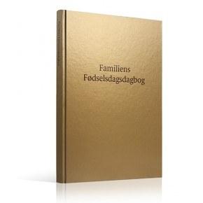Familiens Fødselsdags dagbog