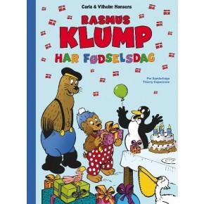 Carlsen Rasmus Klump har fødselsdag