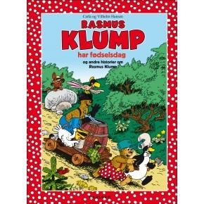 Carlsen Rasmus Klump har fødselsdag og andre historier med Rasmus Klump