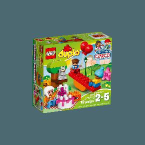 Fødselsdagsskovtur - Lego Duplo