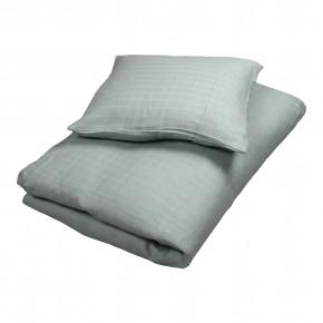 Filibabba junior sengetøj - mørke mint - 100x140 cm.