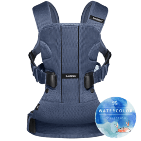 Babybjørn Baby Carrier One Air - Great Blue Whale