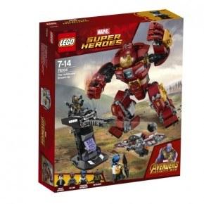 LEGO SUPER HEROES - Hulk Kamprobotten - 76104