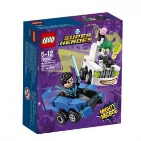 LEGO SUPER HEROES - Nightwing vs The Joker - 76093