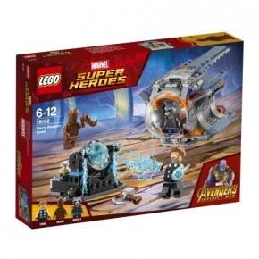LEGO SUPER HEROES - Thors Våbenmission - 76102