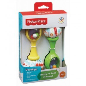 Fisher Price Maracas