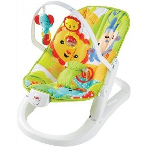 Fisher Price Fun and Fold Bouncer Skråstol