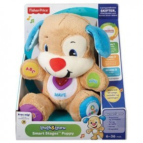 Fisher Price Smart hundehvalp