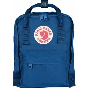 Fjällräven Mini Kånken Rygsæk - Lake Blue