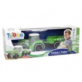 Silverlit Tooko Traktor RC bil fjernstyret