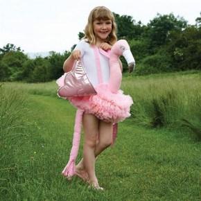 Travis Designs Ride On - Flamingo
