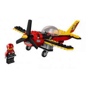 LEGO City, Konkurrencefly