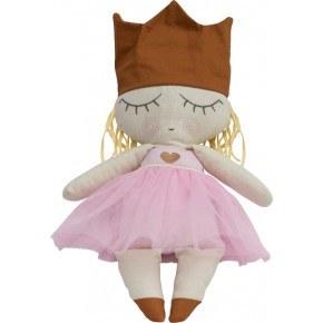 KIDS BY FRIIS - Prinsesse dukke, Large