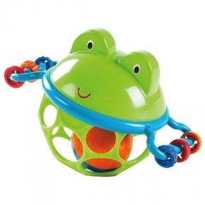 Oball Frogball Babylegetøj