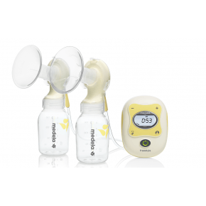 Medela Freestyle - Elektrisk Dobbeltbrystpumpe
