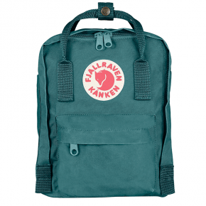 Fjällräven Mini Kånken rygsæk - Frost Green