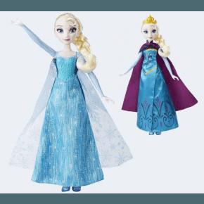 Frost forvandlings Dukke - Elsa
