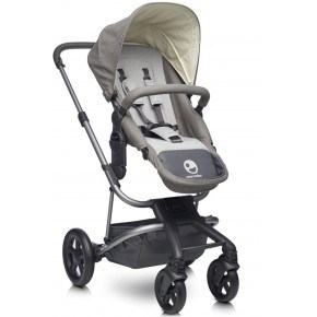 Easywalker Kombivogn Harvey - Steel Grey