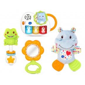 Vtech Baby 4-i-1 baby gavesæt