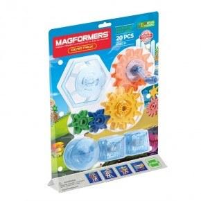 Magformers Gear Pack - 20 stk.