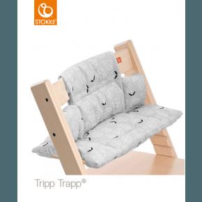 Stokke Tripp Trapp Hynde - Grey Leaf