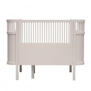 Sebra Seng baby/junior - Birchbark beige