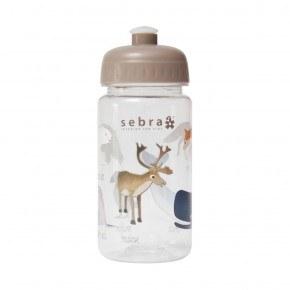 Sebra Drikkedunk, 500 ml - Arktiske Dyr