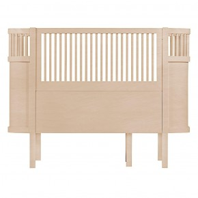 Sebra Seng baby/junior - Wooden Edition