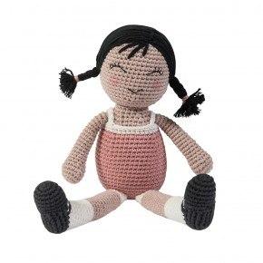 Sebra Hæklet dukke, Li