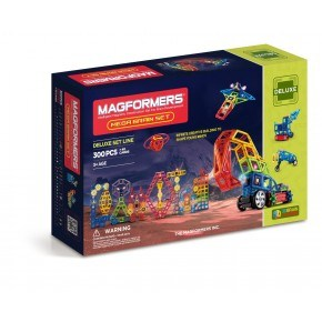 Magformers Mega Brain Set