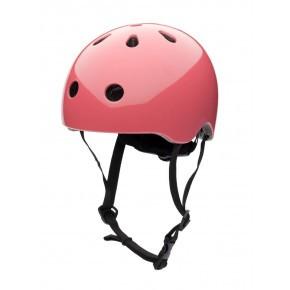 Trybike CoConuts cykelhjelm - rosa, str. M