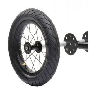 TRYBIKE Hjulsæt fra 2-3 hjul - Sort
