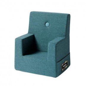 By Klip Klap Kids Chair - Dusty Blue