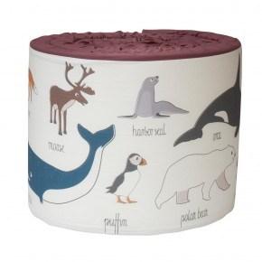 Sebra Sengerand - Arktiske dyr