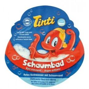 Tinti Boblebad, 20 ml. - Rød