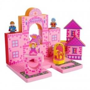 BathBlocks Flydende slot med figurer