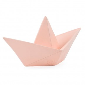 Goodnight Light Origami båd - Lyserød