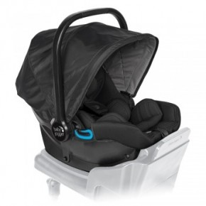 Baby Jogger City Go Car Seat For I-size - Black