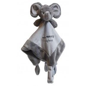 Grå My first elephant sutteklud - My Teddy