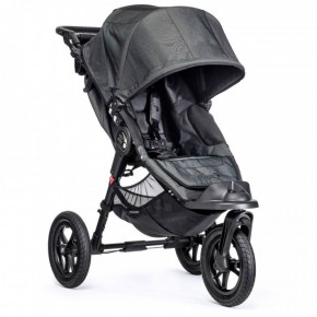 Baby Jogger City Elite Single - Charcoal Denim Klapvogn